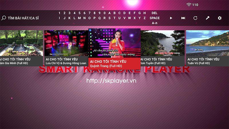top các ứng dụng hát karaoke hay nhất dành cho android tv box - hình 01