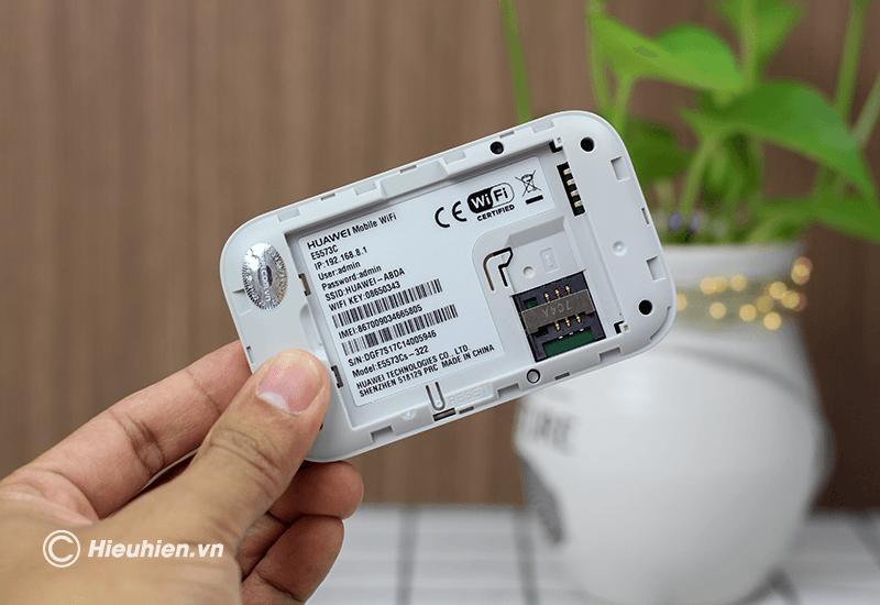 huawei e5573cs-322 bộ phát song wifi di động từ sim 4g hình 14