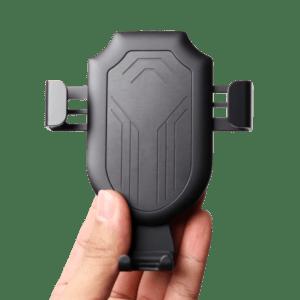 SG01 - Sạc dự phòng không dây kiêm giá đỡ điện thoại dành cho xe ôtô - hình 01