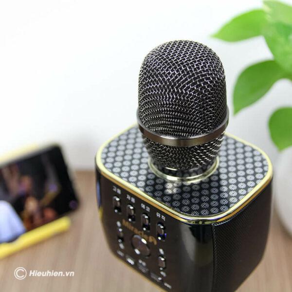 miracle m70 - micro karaoke bluetooth hàn quốc, hát cực hay - hình 03