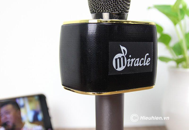 miracle m70 - micro karaoke bluetooth hàn quốc, hát cực hay - hình 17