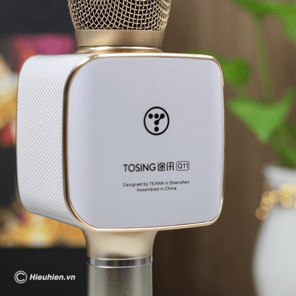 tosing q11 micro karaoke kèm loa bluetooth - hình 02