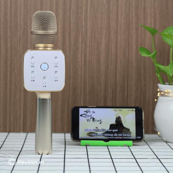 tosing q11 micro karaoke kèm loa bluetooth - hình 06