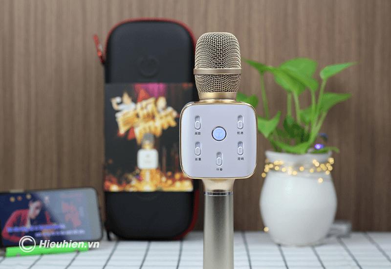 tosing q11 micro karaoke kèm loa bluetooth - hình 07