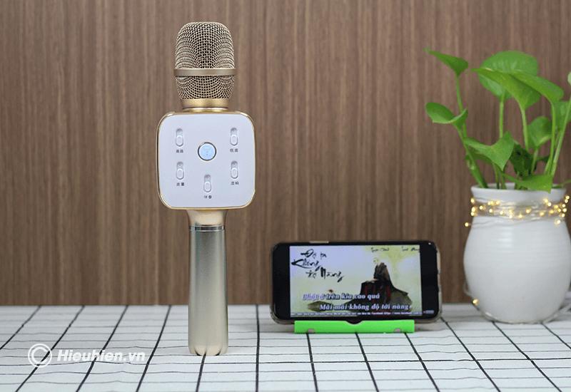 tosing q11 micro karaoke kèm loa bluetooth - hình 08