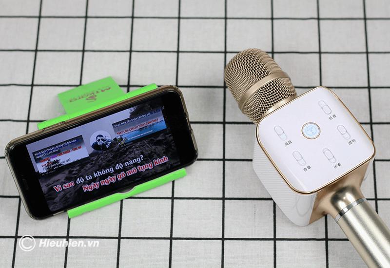 tosing q11 micro karaoke kèm loa bluetooth - hình 10