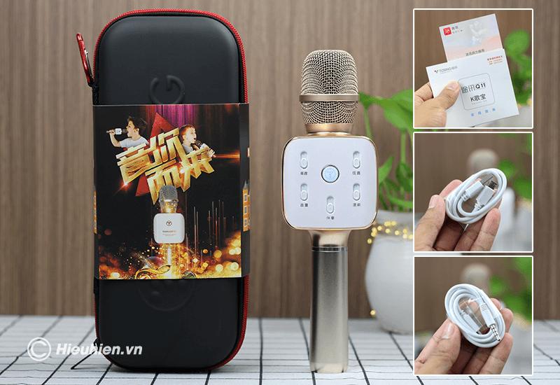 tosing q11 micro karaoke kèm loa bluetooth - hình 16