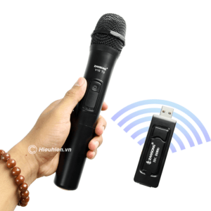 zansong v10 tu micro không dây dùng cho loa karaoke xách tay, loa kéo
