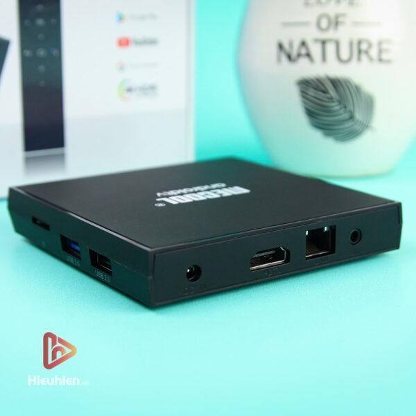 mecool km9 pro classic ram 2gb, rom 16gb, android tv 9, chip s905x2 - hình 01