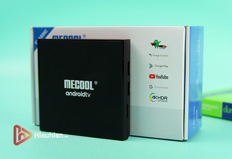mecool km9 pro classic ram 2gb, rom 16gb, android tv 9, chip s905x2 - hình 07