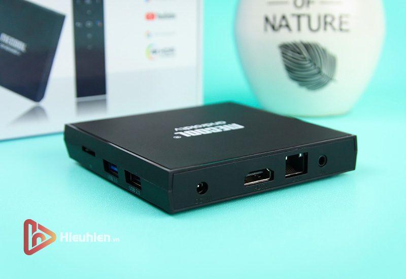 mecool km9 pro classic ram 2gb, rom 16gb, android tv 9, chip s905x2 - hình 08