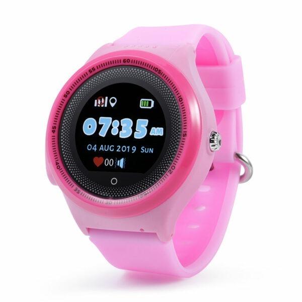 wonlex kt06 - đồng hồ định vị trẻ em chống nước tiêu chuẩn ip67