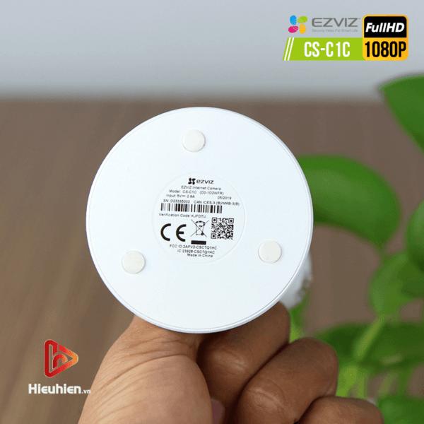 camera ip wifi quan sát cố định trong nhà ezviz cs-c1c độ phân giải 2mp, hình ảnh full hd1080p -hình 04