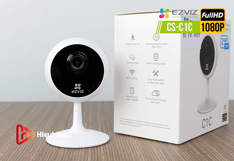camera ip wifi quan sát cố định trong nhà ezviz cs-c1c độ phân giải 2mp, hình ảnh full hd1080p -hình 08