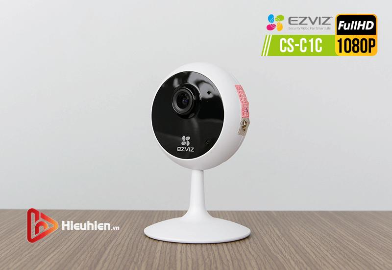 camera ip wifi quan sát cố định trong nhà ezviz cs-c1c độ phân giải 2mp, hình ảnh full hd1080p -hình 09