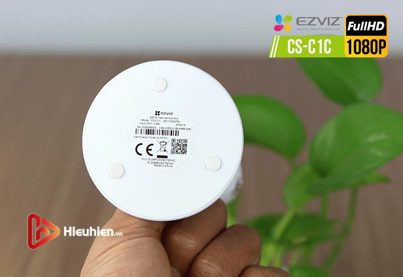 camera ip wifi quan sát cố định trong nhà ezviz cs-c1c độ phân giải 2mp, hình ảnh full hd1080p -hình 14