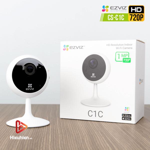 camera ip wifi quan sát cố định trong nhà ezviz cs-c1c độ phân giải 1mp, hình ảnh hd720p - hình 04