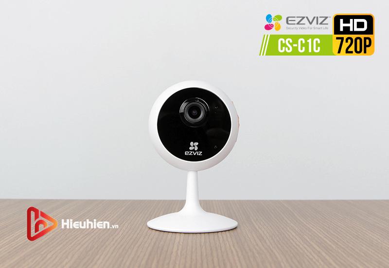 camera ip wifi quan sát cố định trong nhà ezviz cs-c1c độ phân giải 1mp, hình ảnh hd720p - hình 07