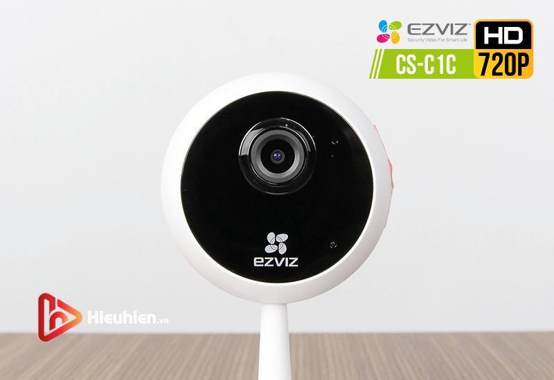camera ip wifi quan sát cố định trong nhà ezviz cs-c1c độ phân giải 1mp, hình ảnh hd720p - hình 08