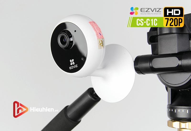 camera ip wifi quan sát cố định trong nhà ezviz cs-c1c độ phân giải 1mp, hình ảnh hd720p - hình 09