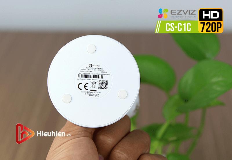camera ip wifi quan sát cố định trong nhà ezviz cs-c1c độ phân giải 1mp, hình ảnh hd720p - hình 10