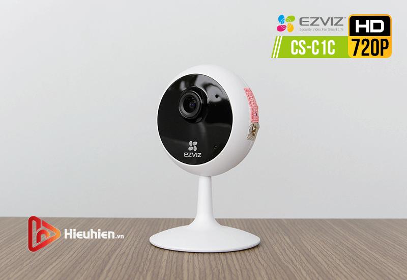camera ip wifi quan sát cố định trong nhà ezviz cs-c1c độ phân giải 1mp, hình ảnh hd720p - hình 12