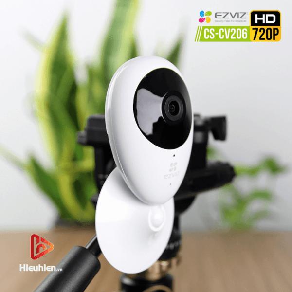 ezviz-cs-cv206-hd720p camera ip wifi quan sát cố định trong nhà - hình 02