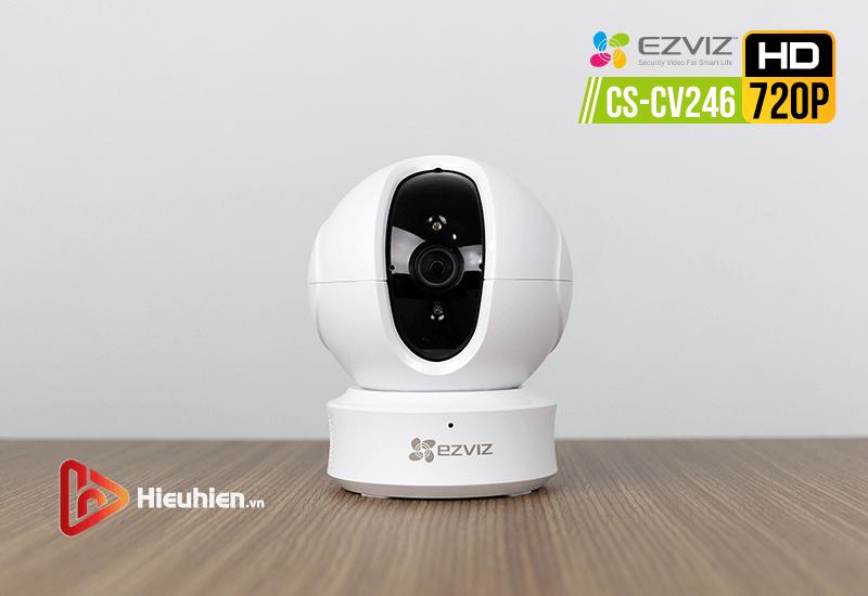 ezviz cs-cv246 camera quan sát trong nhà độ phân giải hd 720p, tự động xoay khi phát hiện chuyển động - hình 08