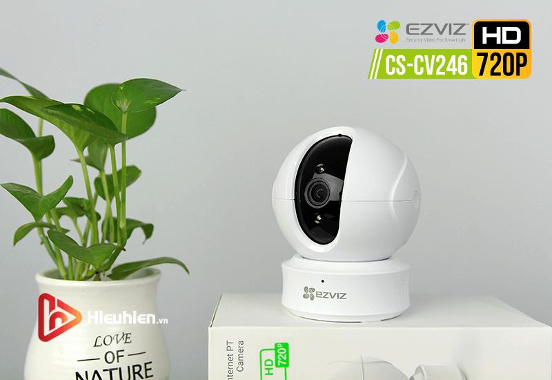 ezviz cs-cv246 camera quan sát trong nhà độ phân giải hd 720p, tự động xoay khi phát hiện chuyển động - hình 09
