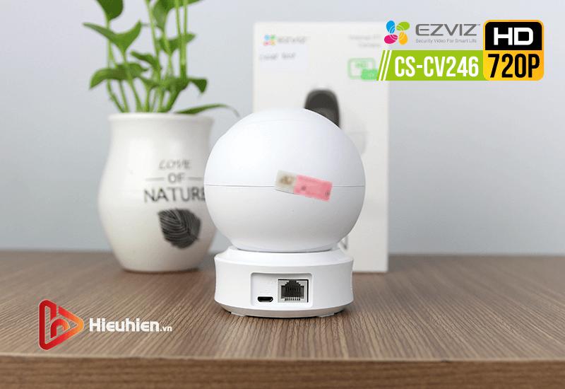 ezviz cs-cv246 camera quan sát trong nhà độ phân giải hd 720p, tự động xoay khi phát hiện chuyển động - hình 11