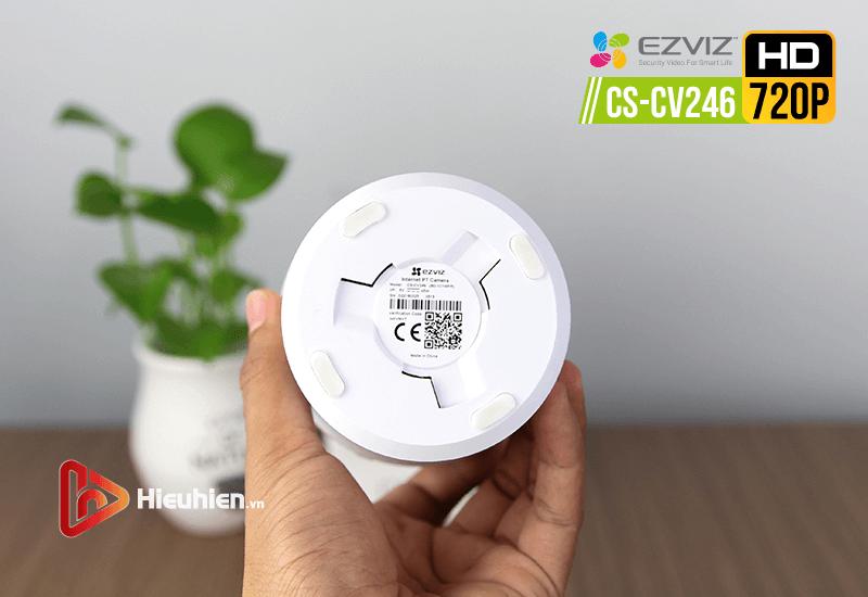 ezviz cs-cv246 camera quan sát trong nhà độ phân giải hd 720p, tự động xoay khi phát hiện chuyển động - hình 12