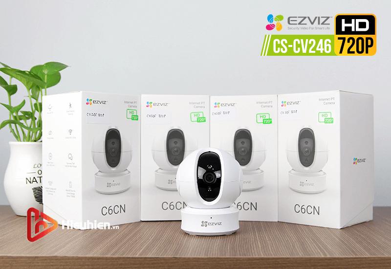 ezviz cs-cv246 camera quan sát trong nhà độ phân giải hd 720p, tự động xoay khi phát hiện chuyển động - hình 13