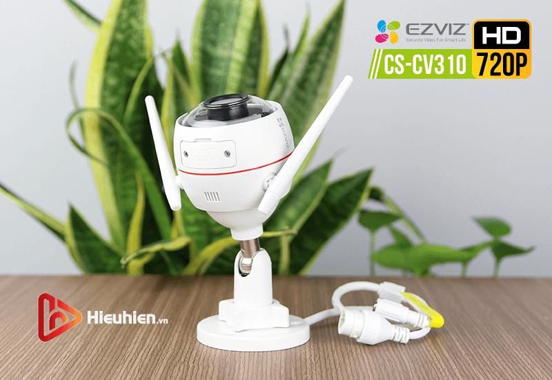 ezviz cs-cv310 độ phân giải 1mp hình ảnh full hd 720p - hình 01