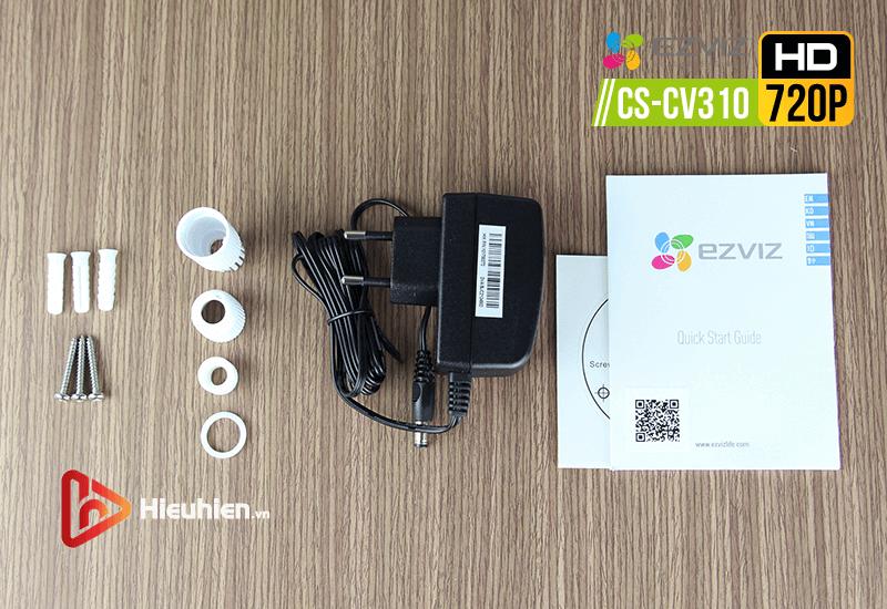 ezviz cs-cv310 độ phân giải 1mp hình ảnh full hd 720p - hình 15