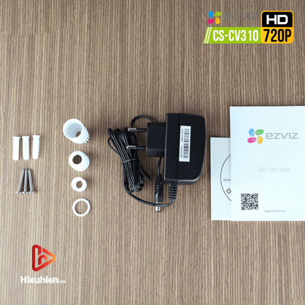 ezviz cs-cv310 độ phân giải 1mp hình ảnh full hd 720p - hình 16