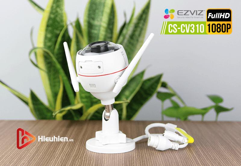 ezviz cs-cv310 độ phân giải 2mp hình ảnh full hd 1080p - hình 01