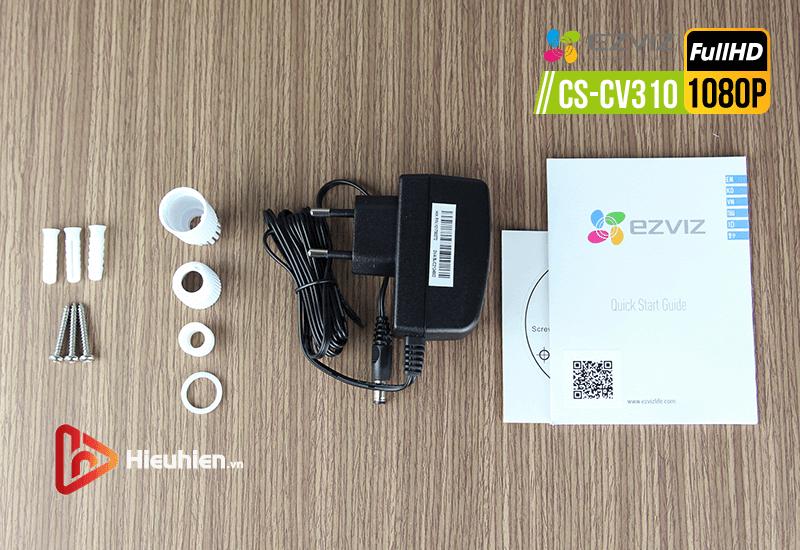 ezviz cs-cv310 độ phân giải 2mp hình ảnh full hd 1080p - hình 13