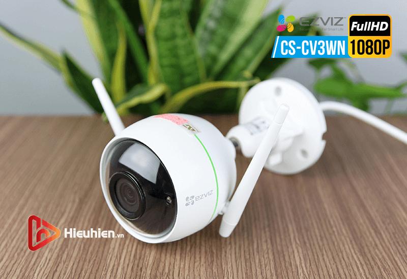 ezviz-cs-cv3wn camera quan sát ngoài trời với độ phân giải 2mp, hình ảnh full hd1080p - hình 08