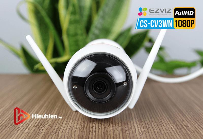ezviz-cs-cv3wn camera quan sát ngoài trời với độ phân giải 2mp, hình ảnh full hd1080p - hình 09