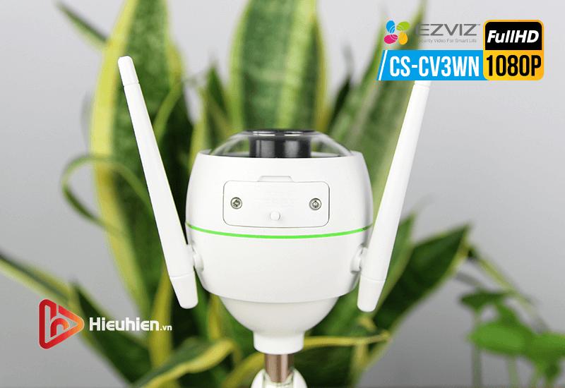 ezviz-cs-cv3wn camera quan sát ngoài trời với độ phân giải 2mp, hình ảnh full hd1080p - hình 10