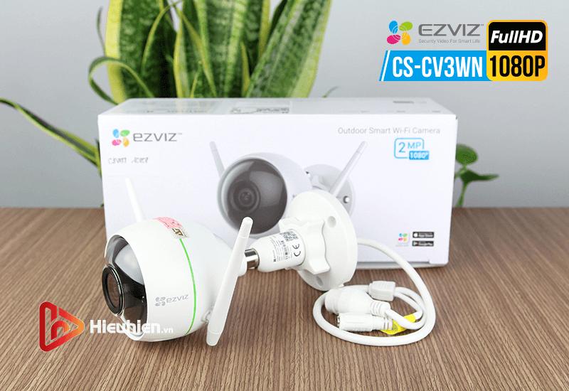 ezviz-cs-cv3wn camera quan sát ngoài trời với độ phân giải 2mp, hình ảnh full hd1080p - hình 12