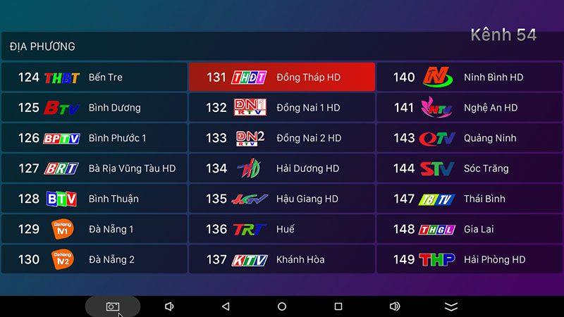 hộp truyền hình android tv box vtvcab on xem truyền hình trực tuyến với kho nội dung bản quyền - hình 31