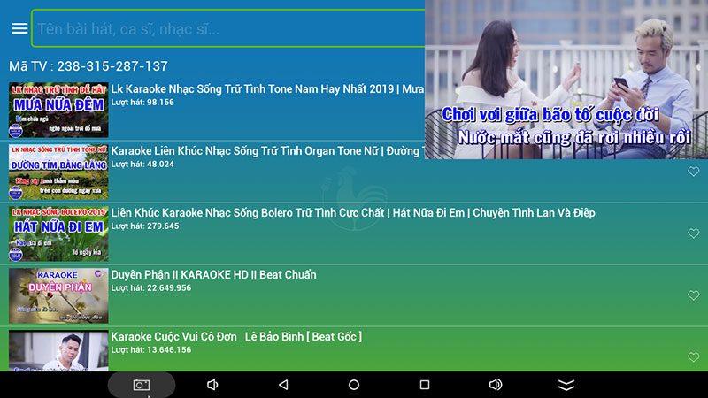 hộp truyền hình android tv box vtvcab on xem truyền hình trực tuyến với kho nội dung bản quyền - hình 44