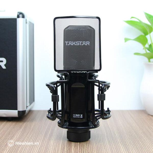 micro thu âm chất lượng cao takstar pc-k850 - hình 01