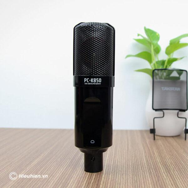 micro thu âm chất lượng cao takstar pc-k850 - hình 02