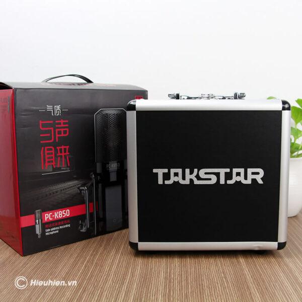 micro thu âm chất lượng cao takstar pc-k850 - hình 06
