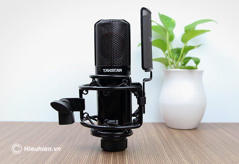 micro thu âm chất lượng cao takstar pc-k850 - hình 07