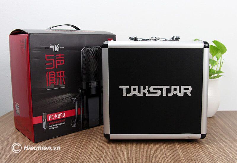 micro thu âm chất lượng cao takstar pc-k850 - hình 12