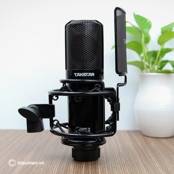 micro thu âm chất lượng cao takstar pc-k850