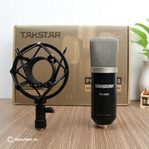 micro thu âm cao cấp takstar pc-k500 - hình 04